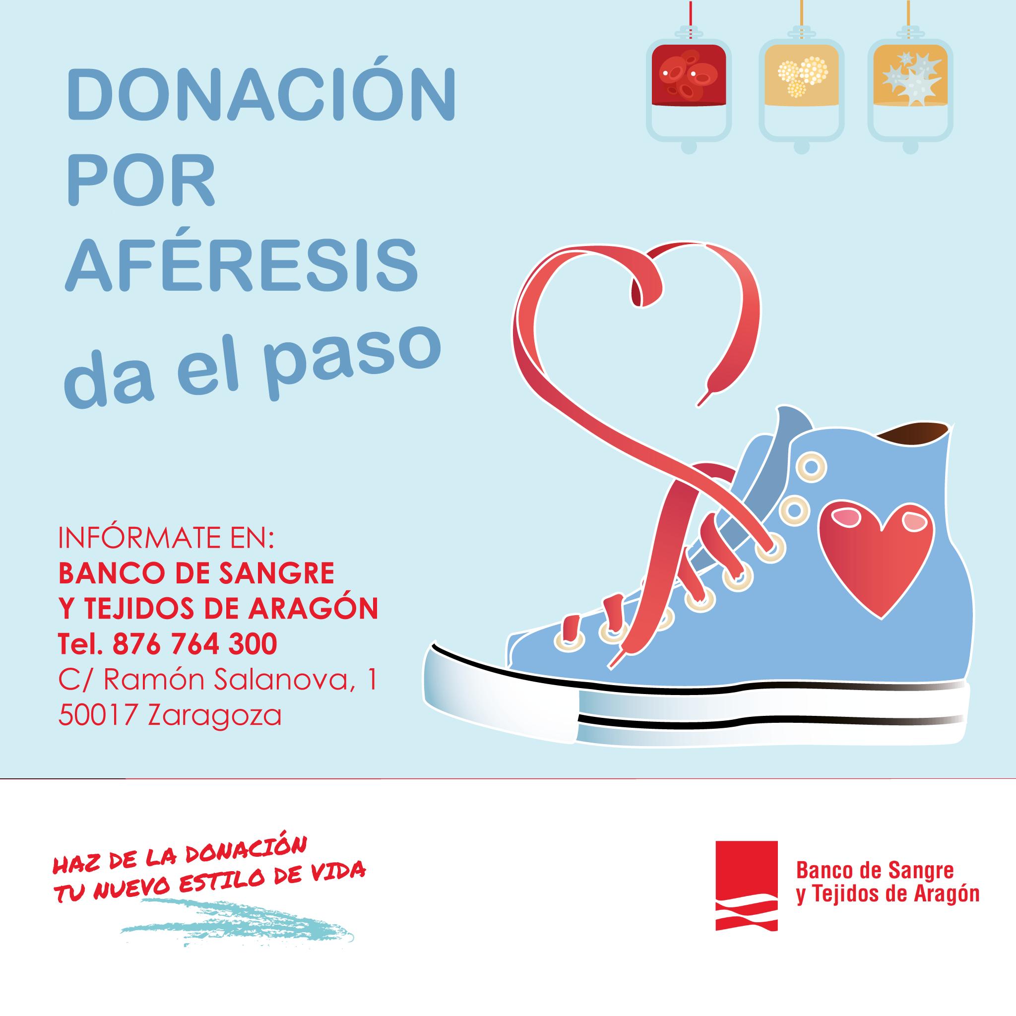 tipos de donación, donación de sangre