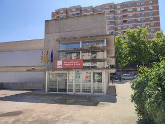 Fachada Banco de Sangre